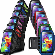 Sports Armband Case For Samsung Running Galaxy Jogging Cover i9300 i9500 i9600
