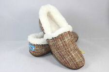 New AUTHENTIC TOMS Women's Slippers PINK BOUCLE Shoes with Original Box