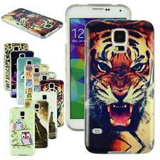 Soft Silicone TPU Back Case Cover Skin Cover For Samsung Galaxy S5 V I9600