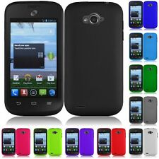For ZTE Savvy Z750C Hard Protective Snap-On Case Cover Accessory