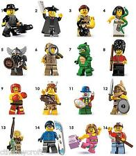 """Lego Minifigures 8805 Series 5 """"Choose Your MiniFigure"""" New Factory Sealed"""