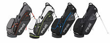 PING Hoofer 14 Carry/Stand Golf Bag 4 Color Options 2015 Model 14-Way Top New