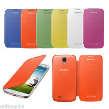 New Genuine Samsung Galaxy S4 Flip Case Battery Cover For i9505 i9500 Official