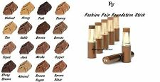 Fashion Fair Fast Finish Foundation Stick Assorted Colors New In Box