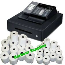 TILL ROLLS TO FIT - Casio SE-S10 SES10 SES-10 SE-510 SE510 Cash Register