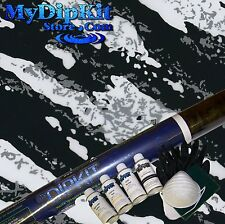 MyDipKit Hydrographics My Dip Kit Water Transfer Printing Marble Splash