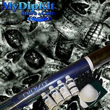 MyDipKit Hydrographics My Dip Kit Water Transfer Depleted Cranium Skulls