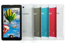 """KOCASO Tablet Android 4.2 Wifi Unlocked 3G 7"""" Dual Core Camera 1.2 GHz Bluetooth"""