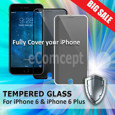 Fully Cover Tempered Glass Film Screen Protector iPhone 6/6S Plus 4.7 & 5.5 inch