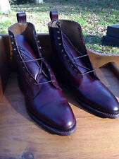 BRAND NEW - Allen Edmonds Merlot Eagle County -VERY RARE - MSRP $365