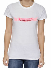 Breast Cancer Fighters -Find a Cure - Awareness - Women's T-shirt