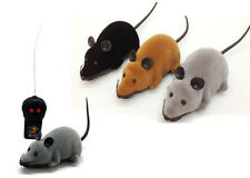Remote Control RC Rat Mouse Mice Toy For Cat Dog Puppy Kids Novelty Gift w/ Box