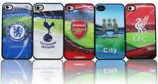 Official Licensed Football Club Team 3D Phone Case Cover for iPhone 4 4S