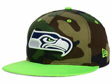 Official NFL Seattle Seahawks New Era Balisticamo 59FIFTY Hat