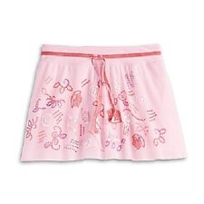 American Girl Doll Isabelle's pink SPARKLY SKIRT skort for GIRLS Girl  M or L