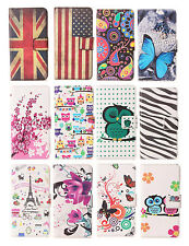 LG L Fino D295 Bello D335 Colorful Stand Folio Wallet Leather Hybrid Case Cover