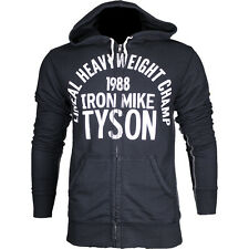 Roots of Fight Iron Mike Tyson 1988 French Terry Hoodie BJJ MMA