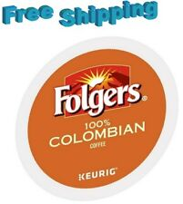 NEW Folgers Gourmet Selections coffee Keurig k-Cups Flavor : LIVELY COLOMBIAN