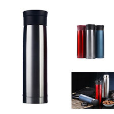 NEW Stainless Steel Tea Water Coffee Flask Vacuum Thermos Cup Travel Mug