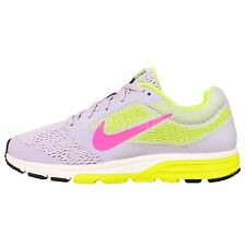 Nike Wmns Air Zoom Fly 2 Purple Pink Volt Womens Jogging Running Shoes