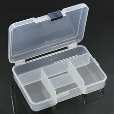 Wholesale Lots Clear Plastic Storage Container Box With Lids Transparent