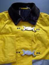 Ralph Lauren Full Zip Men Yellow Sporty Jackets