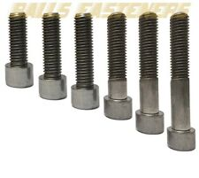 A2 Stainless Steel Cap Head Bolts M3 Socket Screw Allen Socket Bolt DIN912