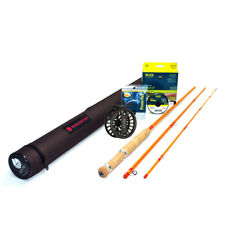 NEW - Redington Butter Stick 466-3 Fly Rod Outfit - FREE SHIPPING!