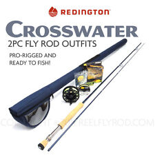 NEW - Redington Crosswater 890-2 Fly Rod Outfit - FREE SHIPPING!