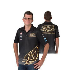 HOLDEN RACING TEAM HRT MENS TEAM POLO TOP SPECIAL SIZES  S  M  L  XL