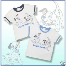 Baby Boys Dalmatians T-Shirt Top Age 3 6 9 Months Choice of Blue or Navy