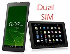 Phablet Phone HD Tablet GSM Unlock Dual SIM Core Camera 3G Android Bluetooth GPS