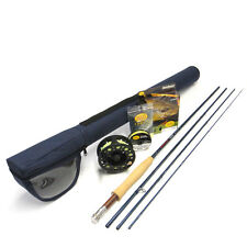 NEW - Redington Crosswater 590-4 Fly Rod Outfit - FREE SHIPPING!