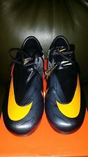 Nike Mercurial Vapor VI FG 9 10 US Black circuit boots cleats cr7 magista obra