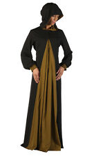 Rana hooded abaya/ Islamic Clothing Jilbab long dress maxi dress hijab