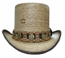 Charlie 1 Horse Quick Draw Straw Top Hat