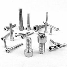 Socket Cap Screws Stainless Steel Hex Cap Head Bolt M3 A2