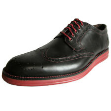 Donald J. Pliner Mens EVEB Wing-Tip Oxford Shoe