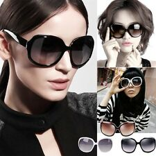 Retro Big Style Women's Retro Vintage Shades Oversized Designer Sunglasses