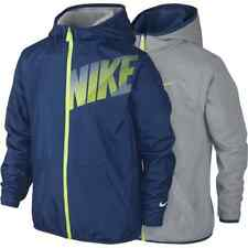 Nike reversible fleece lined hooded top in childrens sizes