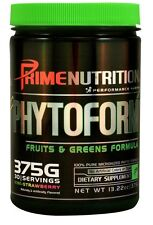 Prime Nutrition PHYTOFORM Micronized Fruits & Greens 30 Servings