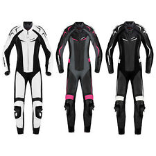 Spidi Ladies / Womens Mantis Wind Pro Leather Race Suit (Choose Size / Color)