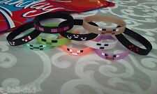 GLOW IN THE DARK - Minecraft Inspired Birthday Party Favors Supplies Decorations