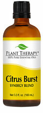 Citrus Burst Synergy. Essential Oil Blend. 100% Pure, Therapeutic