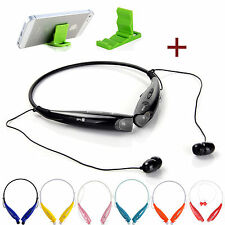 Wireless HandFree Sport Stereo Bluetooth Headset headphone for Smartphone Mobile