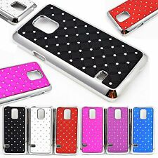 Bling Crystal Hard Phone Accessories Case Cover For Samsung Galaxy S5 SV Mini