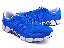 Mens Adidas CC Climacool Ride Blue Running Gym Sports Shoes Trainers Size 6-12