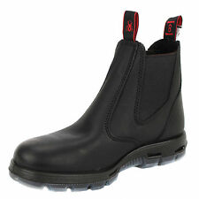 New REDBACK UBBK Bobcat Soft Toe Boot - BLACK (AUS / US / EU Sizing)