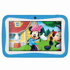 "Wi-Fi + 4G 7"" Tablet PC for Kids Children Android 4.4 4GB Google Dual Core CA"