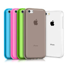 kwmobile TPU CRYSTAL CASE FOR APPLE IPHONE 5C SOFT COVER SILICON PROTECTION